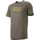 IXS Brand 6.1 T-Shirt Heren bruin